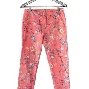 Pantalón Arkitect estampado rosa